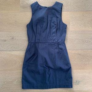 BB Dakota blue dress.